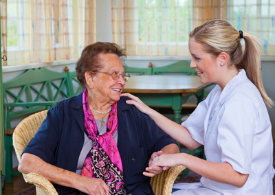 Assisted Living with personal & memory care programs.